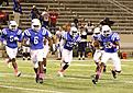 The big interception that wins the game for Cy Creek